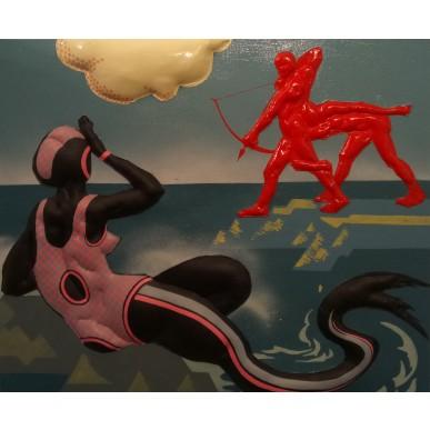 obrázek Vojtěch Horálek - Pomsta kentaurů
