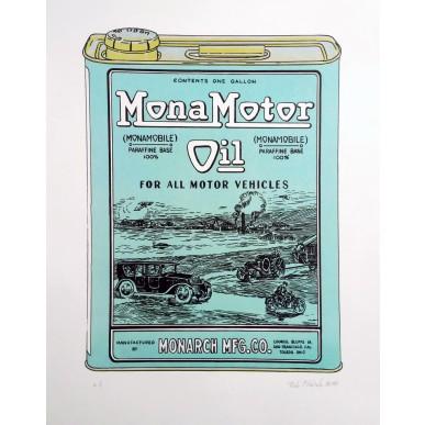 obrázek Petr Ptáček - Mona Motor Oil