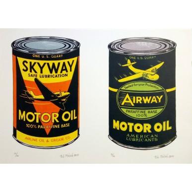 obrázek Petr Ptáček - Motor Oil Skyway & Airway