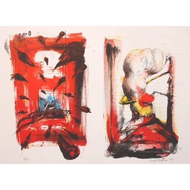 obrázek Michael Rittstein - Dvojitá