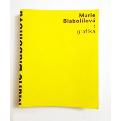 obrázek Marie Blabolilová: Grafika