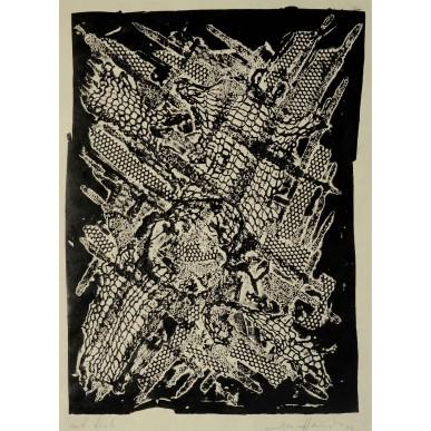 obrázek Josef Hampl - Strukturální grafika IV