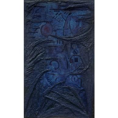 obrázek Josef Hampl - Modrý neklid