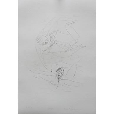 obrázek Kurt Gebauer - Plavkyně I