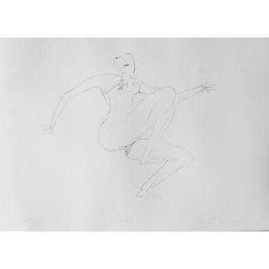 obrázek Kurt Gebauer - Plavkyně II