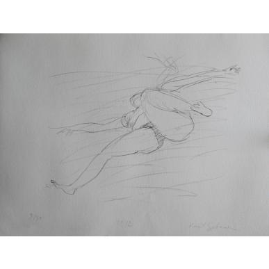 obrázek Kurt Gebauer - Plavkyně IV