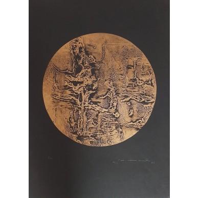 obrázek Josef Hampl - Měsíc I