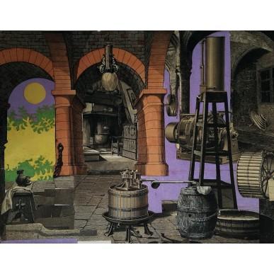 obrázek Adolf Hoffmeister - Továrna