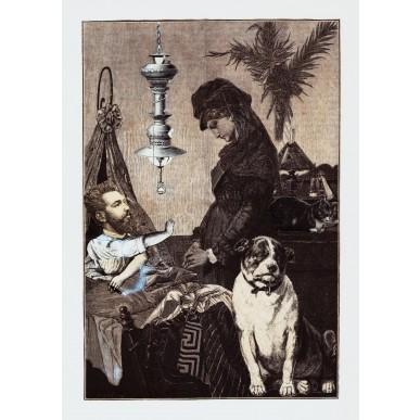 obrázek Adolf Hoffmeister - V kolíbce se nekouří