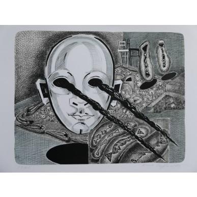 obrázek Xénia Hoffmeisterová - Přichozí - pozorující