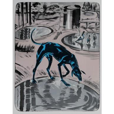 obrázek Xénia Hoffmeisterová - Žízeň I