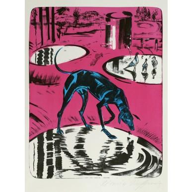 obrázek Xénia Hoffmeisterová - Žízeň II