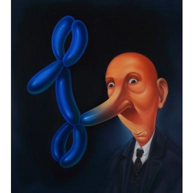 obrázek Lukáš Miffek - Happy nose