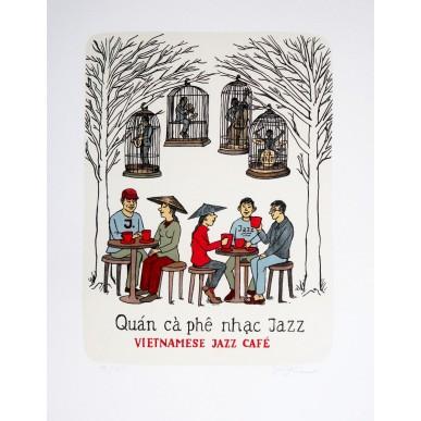 obrázek Jiří Slíva - Vietnamese Jazz Café