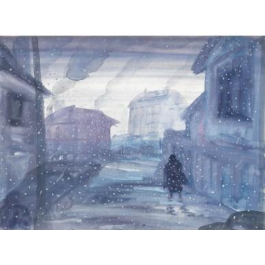 obrázek Roman Trabura - Sníh