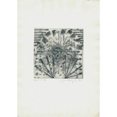 obrázek Josef Hampl - Strukturální grafika V