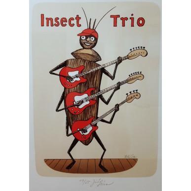 obrázek Jiří Slíva - Insect trio
