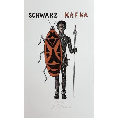 obrázek Jiří Slíva - Schwarz Kafka