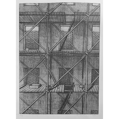 obrázek Marie Blabolilová - Lešení