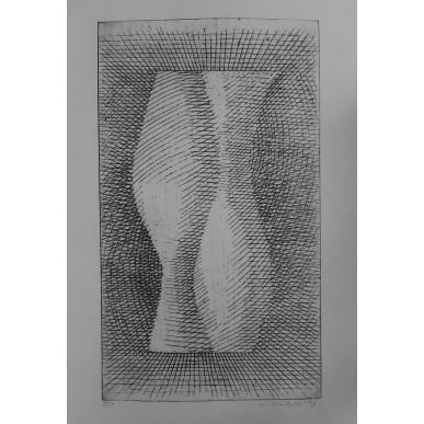 obrázek Marie Blabolilová - Dvě vázy 2