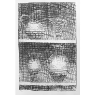 obrázek Marie Blabolilová - Zátiší s nádobami 2