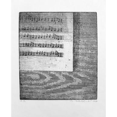obrázek Marie Blabolilová - Partitura
