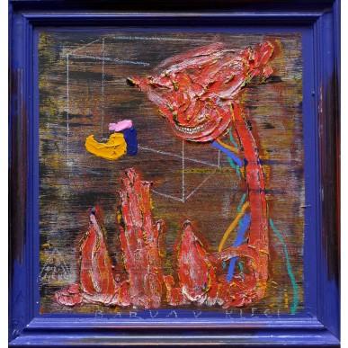 picture Boris Jirků - Barva v kleci