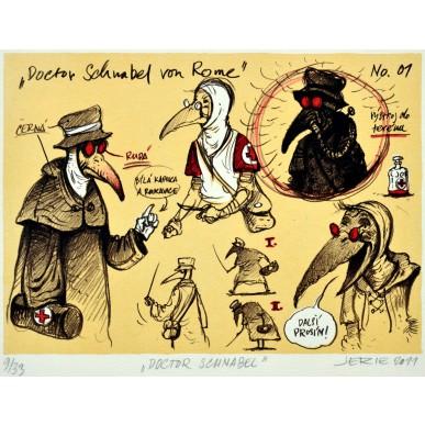 obrázek Karel Jerie - Doctor Schnabel