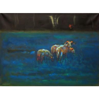 obrázek Alena Anderlová - Ovce