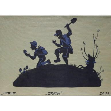 picture Karel Jerie - Zrada