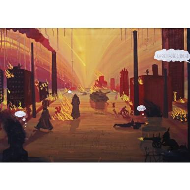 obrázek Roman Trabura - Cho, cho, cho, cho
