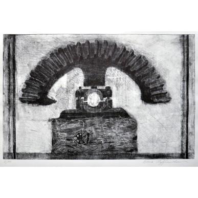 picture Xénia Hoffmeisterová - Předchůdce telefonu