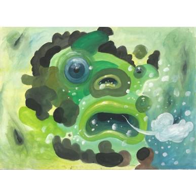 obrázek Roman Trabura - Zelené oči