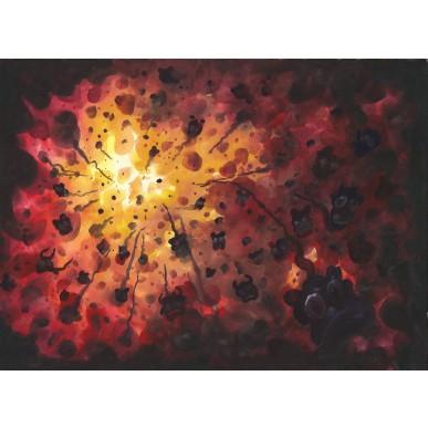obrázek Roman Trabura - Výbuch
