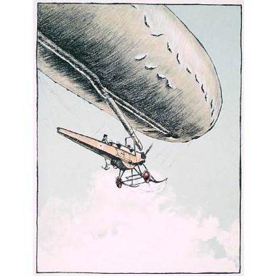 obrázek Petr Ptáček - Řiditelný balón