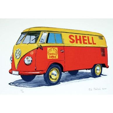 obrázek Petr Ptáček - Volkswagen T1 (Shell)