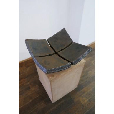 obrázek Čestmír Suška - Mísa čtyři čtverce