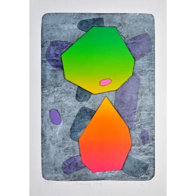 obrázek Aleš Lamr - Kameny stíny