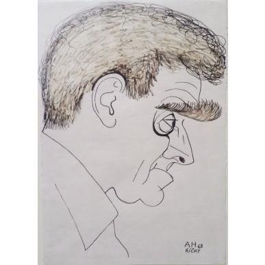 obrázek Adolf Hoffmeister - Jan Skácel