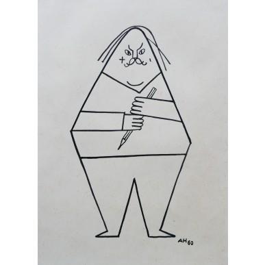 obrázek Adolf Hoffmeister - Jiří Trnka