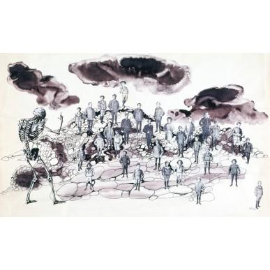 obrázek Adolf Hoffmeister - Smrt všude číhá na děti (Memento mori)