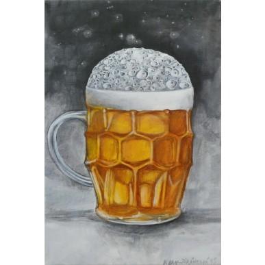 obrázek Viki Ban-Jiránková - Pivo měsíce