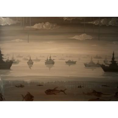 obrázek Roman Trabura - Šedé moře