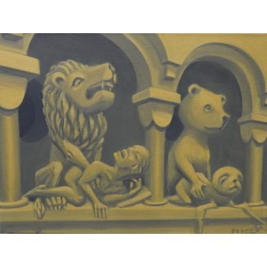 obrázek MICL - Tajemství katedrály ve Wormsu
