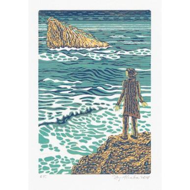 obrázek Zbyněk Hraba - U moře