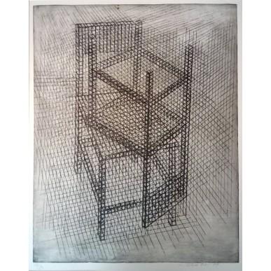 obrázek Marie Blabolilová - Dvě židle