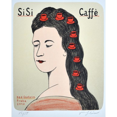 picture Jiří Slíva - Sisi café