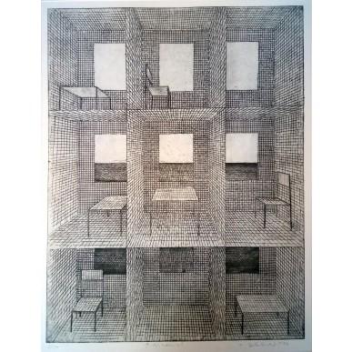 obrázek Marie Blabolilová - Devíti-interiér