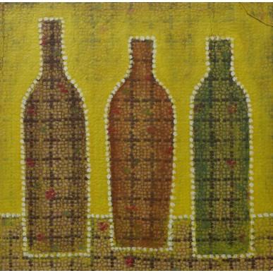 obrázek Marie Blabolilová - Tři flašky