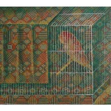 obrázek Marie Blabolilová - Červený papoušek